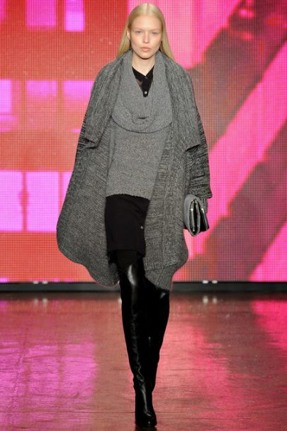 DKNY FALL 2013 READY-TO-WEAR