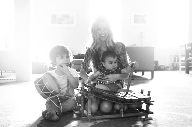 Eleanor Ylvisaker & kids