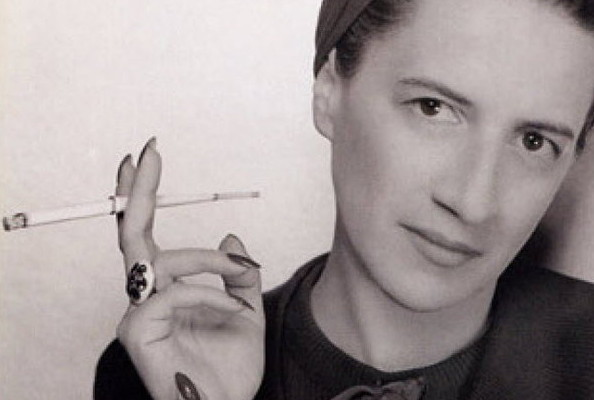 Young Diana Vreeland