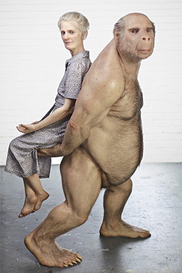 Patricia Piccinini - The Carrier