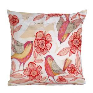 Pure Home - Cori Dantini Sprinkling Sound Throw Pillow
