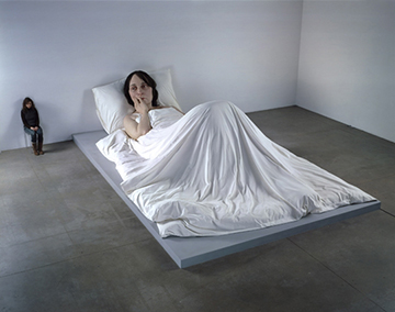 Ron Mueck Pregnant Woman