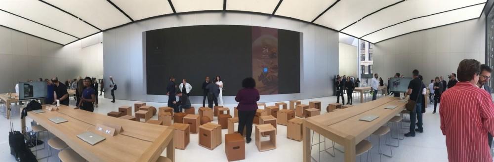 union-square-apple-store-forum-pano